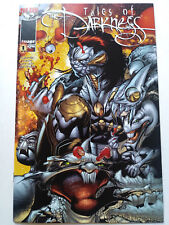 Tales Of The Darkness #1 Top Cow Vf/Nm