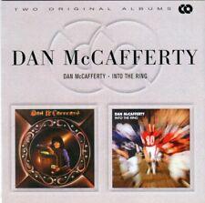 Dan McCafferty - Dan McCafferty / Into The Ring - 2 CD (Nazareth)