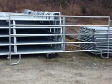 NEW 100' HORSE ROUND PEN ARENA CORRAL PANELS W/BOW GATE