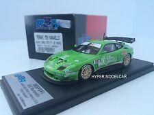 BBR Models 1/43 Ferrari 550 Maranello #0 Alms 2002 Petit Le Mans U.S.A. Bg241