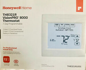 Honeywell VisionPRO 8000 REDLink Programmable Thermostat (TH8321R1001) NEW