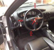 Lenkrad steering porsche 911 993 996 turbo 4S Boxster 986  F1 tiptronic paddles