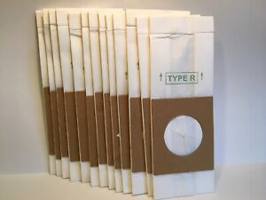 13 Brand New TYPE R Vacuum Cleaner Bags Bag Hoover Allergy Free