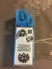 Twiddle Fiddle Toy, Blue, 70 Pc - NEW!