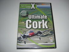 ULTIMATE CORK Pc DVD Rom Add-On Flight Simulator X & 2004 FSX FS2004  FS - NEW