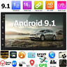 """7"""" 2Din Android 9.1 Quad Core GPS Navi WiFi Car Stereo MP5 Player Coche FM Radio"""