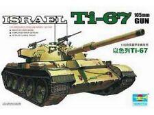 1/35 Israel Ti-67 105mm gun Trumpeter 00339 Plastic Models kits