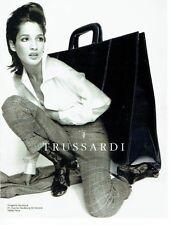 Publicité Advertising  0817  1996  Trusardi haute couture