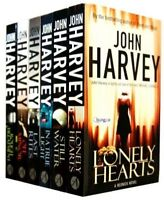 John Harvey 6 Books Collection Set RRP £43.94 | John Harvey NEW PB B0044S4ZIW
