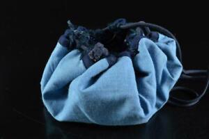 #9140: Japanese Fabric BAG Shifuku for Tea bowl Green tea tool Tea Ceremony