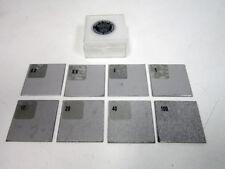 New listing Mott Corporation 316Lss Standard Microm Grade Sheet Material Samples