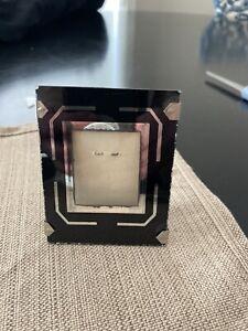 "Vintage Art Deco Picture Frame Tiny 3"""