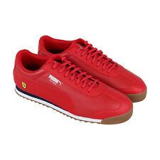 Puma Scuderia Ferrari рома 30608309 мужской красный автоспорт низкие кроссовки обувь