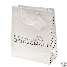Bridesmaid Gift Bag, Wedding Favors, Hotel Reception, Bridal Shower Bridal Party