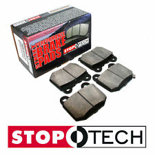 STOPTECH STREET PERFORMANCE REAR BRAKE PADS for BMW X5 2000-2006