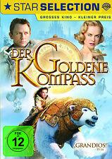 Der goldene Kompass FSK 12 DvD Neu + in Folie (604D) !