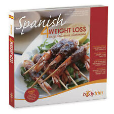 Bodytrim - Spanish 4 Weight Loss - Diet Cook Book - body trim slim quick