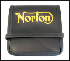 NORTON 650 750 850 COMMANDO, ATLAS TOOL KIT BAG WITH LOGO PN# TBS-0086 01-7253
