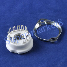 10pcs 13pin Tube Socket for Nixie GN4 ZM1020 B5092 B13B GN4P