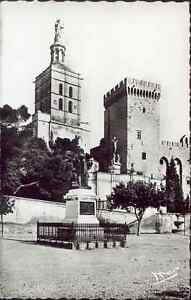30 - cpsm - Avignon - The Palace Of Popes
