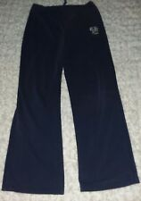 Milwaukee Brewers MLB Baseball Yoga Bottoms Lounge Pant French Terry Navy Blue S