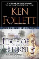 NEW Edge of Eternity: Book Three of the Century Trilogy by Ken Follett