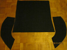 Innenausstattung-Stauraumteppich 3Tlg. passend für Vw KÄFER Ovali Bj 53-60