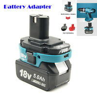 Adapter Converter for Makita 18V BL18 Li-ion Battery to Makita 18V NI-Cd Ni-MH
