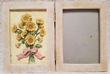 Connoisseur Picture Frame Sunflowers