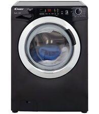 Candy GVS149DC3 Free Standing 9KG 1400 Spin Washing Machine A+++ Black. -Argos
