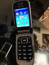 Nokia 6131 - Schwarz (Ohne Simlock)  gut erhalten!! 100% Original!!