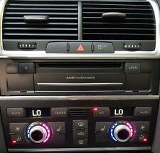 Audi KLIMA clima Display A6 C6 und Q7 4L