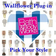 Bath & Body Works Wallflowers Fragrance Plug in Diffuser ~You pick~BRAND NEW