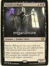 Magic Commander 2014 - 1x  Pontiff of Blight