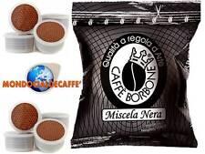 1200 Cialde Capsule Caffè Borbone miscel NERA compatibili Lavazza Espresso Point