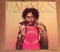 Ijahman – Are We A Warrior Vinyl LP Album 33rpm 1985 Jahmani – JMI 200