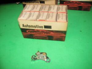 NOS Dealer Stock Genuine Ford Distributor Points 10 Individual Sets 1957 1975 V8