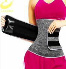 LAZAWG  Waist Trainer Belt Waist Cincher Trimmer Slimming Body Shaper Sport...