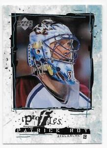 98/99 UPPER DECK PROFILES Hockey (#P1-P30) U-Pick From List