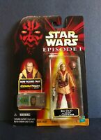 1998 Hasbro Star Wars Episode I The Phantom Menace Ric Olie w CommTech Chip