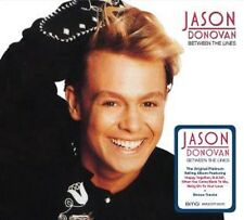 Jason Donovan - Between the Lines - New CD