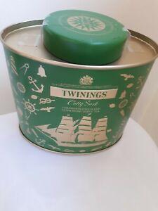 Twinings Green Loose Leaf Tea In Tin Cutty Sark  200g