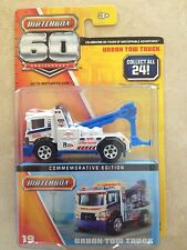 Matchbox - 2013 - 60th Ann. Commemorative Edition - #19 - Urban Tow Truck