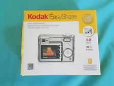 KODAK EASYSHARE  C340 DIGITAL CAMERA With Manual/CD. Box Included :