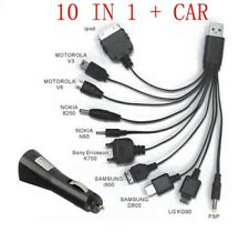 Powerful 10 in 1 Universal Multi USB Charger Cable For Mobile Phone ZAF