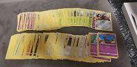 Lot 217 Cartes Pokemon Neuf Fr  Holo Reverse  Soleil et Lune Invasion carmin SL4