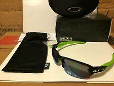 7209582ec Nuevo Oakley-Flak 2.0 XL-Negro Tinta/Jade Iridio Polarizado, OO9188-