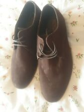 Mens Hell For Leather Shoes New Size Uk 6.5