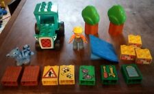 Bob the Builder Lego Duplo building blocks bricks Pilchard Travis