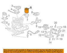 GM OEM-Vapor Canister Fuel Gas Emission 17113690